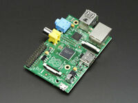 Raspberry PI Model B+ with 512MB of RAM