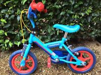 Thomas and friends children's bike