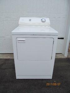 White Maytag Performa Dryer