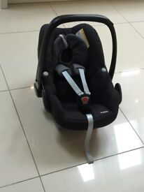 Pebble Maxi Così infant car seat (clean and ready for pick up)