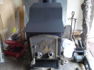 Fisher Wood Heater