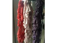 All Saints scarves