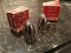 "Vintage Hoffman No.40 1/8"" Connection Air Valves"