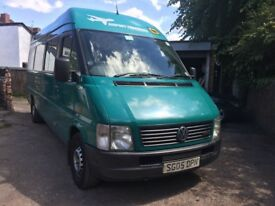 Vw lt35 psv minibus