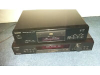 sony st-se570 stereo am/fm tuner