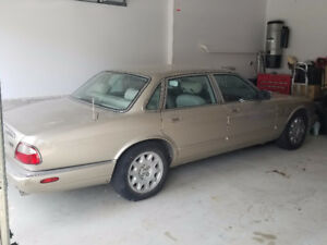 2001 Jaguar XJ8 Sedan. Buy as is.