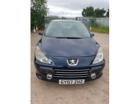 Peugeot 307, 1.6 Hdi Diesel New Clutch Fitted and Serviced Price 975