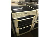 BELLING ELECTRIC COOKER 60CM WIDE WITH GUARANTEE