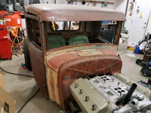 1934 Ford Cab and frame