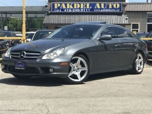 2010 Mercedes-Benz CLS-Class CLS550 AMG PKG*NAVI*PUSH START*PARK