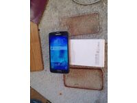 samsung galaxy s5 unlocked to any sim and 32 gb the phone like new,