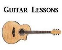 Guitar/Bass Lessons @ $20/hr