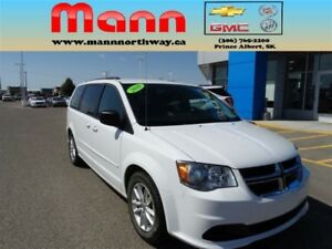 2016 Dodge Grand Caravan SXT - PST paid, DVD, Bluetooth, Alloys.