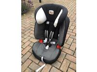 Britax Römer Evolva 123 Plus High Back Booster Car Seat / Booster