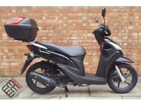 Honda Vision 110, Excellent condition with low mileage