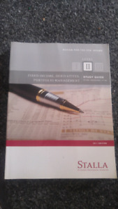 Review CFA exams L2 text book for sale