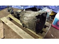 Volvo 940 Gearbox M90L2 from 1997 car. Last and strongest version Uprated syncro on third etc