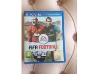 PSVITA Fifa Football game- £5 collect Fareham po15