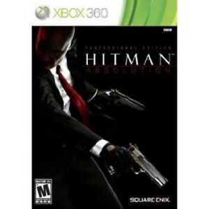 Brand New Hitman: Absolution [Professional Edition] Xbox 360 $20
