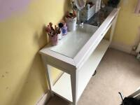 Ikea Liatorp Console Dressing Table - White