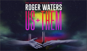 Roger Waters - Ottawa - 4 tickets section 119