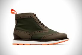 SWIMS HIGH TOP WATER- RESISTANT BOOTS