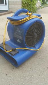 Industrial Carpet Cleaner  Equipment