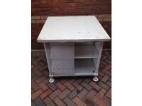 Industrial table/storage block