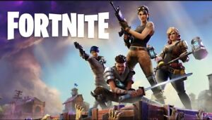 Selling Fortnite for PC / PS4 (PC code)