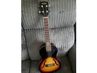 Kala archtop Tenor ukulele