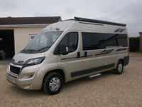 AUTOSLEEPERS STANWAY BOXER (X2-50) camper motorhome
