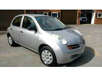 Truly sensational 2005 Nissan Micra AUTOMATIC, ONLY 24,000 miles , FSH, New MOT & 3 months warranty