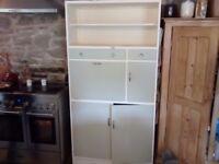 Retro 1950s Freestanding Kitchen Unit