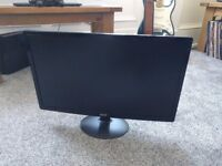 "Acer (S240HL) Full HD LED 24"" Computer Monitor - Barely Used"