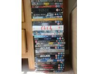 Dvd collecton with negotiable price
