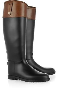 Womens Burberry Shingay rain boots