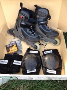 Roller Blades Ladies Size 7