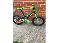 Boys 16inch Bike almost new
