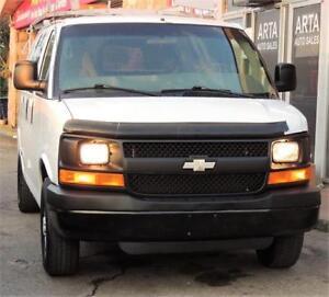 2008 Chevrolet Express Cargo Van/\G2500/\4.8L/\8CYL/\2109/\