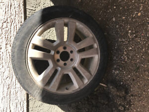"""22""""Ford Limited Rims"""