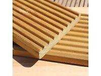 Decking wood free to take