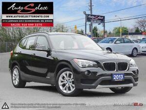 2013 BMW X1 xDrive28i AWD ONLY 76K! **CLEAN CARPROOF** PREMIU...
