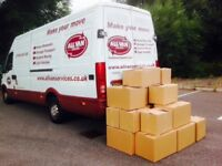 Canterbury Man and Van, Removals and Storage facilities BY ALL VAN SERVICES
