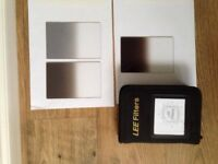 Lee Filters Graduated ND + case 100mm system 10 pouch £175