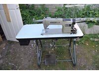 Wilcox & Gibbs INDUSTRIAL Sewing machine