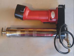 Pistolet-graisseur à pile 12V Legacy