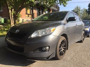 Toyota Matrix 2012 1.8L MT 5 vitesses