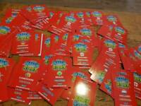 300 match attax football cards