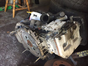 1996 1997 1998 1999 DOHC 2.5L Motor Only