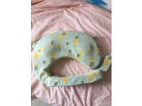 My breast friend nursing pillow breastfeeding support